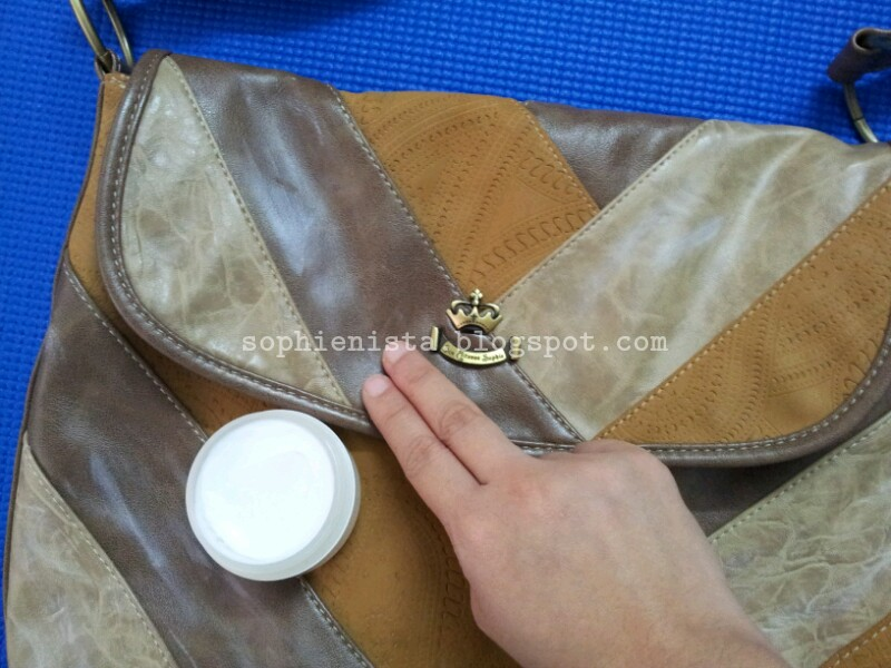 How To Polish Your Bag