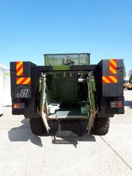 VAB SAN C IED en service au sein de l'opération Barkhane