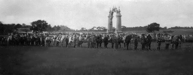 Arco de Triunfo de Carabobo 1921