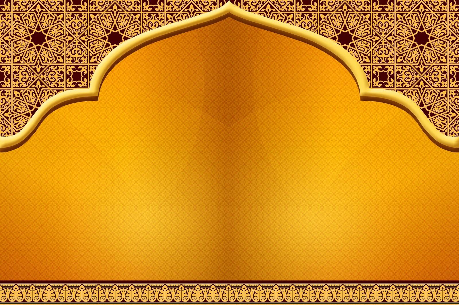 background desain islami