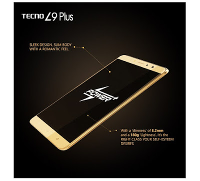 Tecno L9 Plus Price