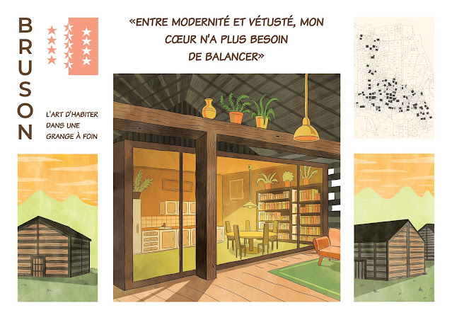 Illustration, bd, Elyn, palp festival, Bruson