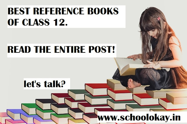 best reference books 12th science