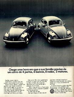 propaganda Volks Fusca - 1973, propaganda Volkswagen - 1973, vw anos 70, carros Volkswagen década de 70, anos 70; carro antigo Volks, década de 70, Oswaldo Hernandez,