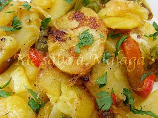 patatas-papas-pobre-Málaga