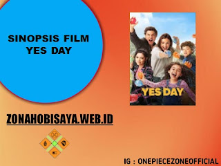 Sinopsis Film Terbaru 2021 Yes Day