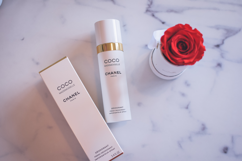 Chanel Deodorant als Valentinsgeschenk