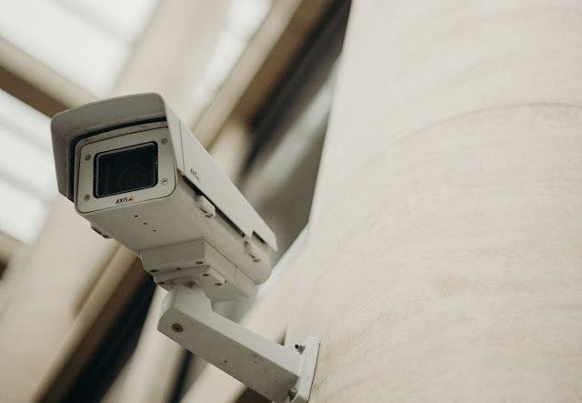 cctv kamera pengintai digital