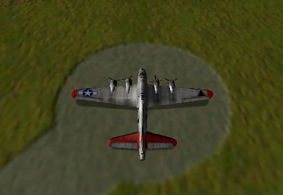 B17飛行堡壘,擬真的轟炸機模擬飛行遊戲!