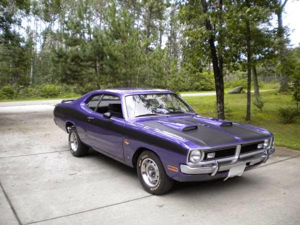 1971 dodge demon for sale buy american muscle car. Black Bedroom Furniture Sets. Home Design Ideas