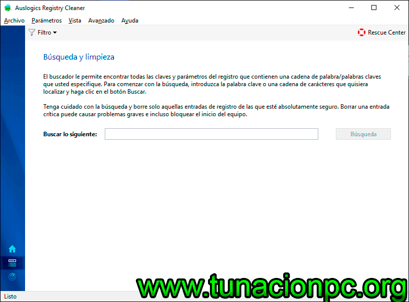 Auslogics Registry Cleaner Final con Licencia