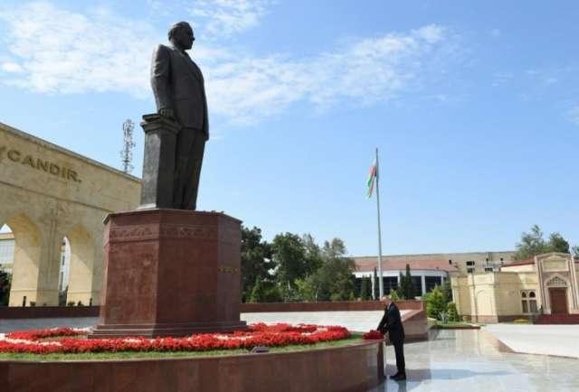 شروان و منتزه آغ جول الوطني