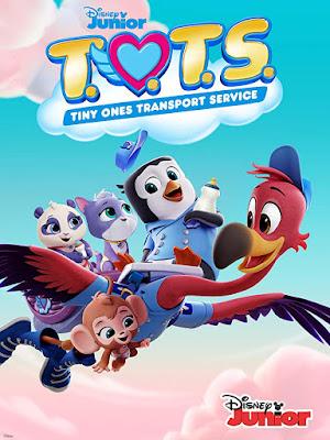 T.O.T.S. [2019] [DVD] [R1] [NTSC] [Subtitulada]