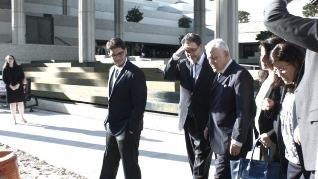 Expresidente debe estar presente en la corte durante todo el juicio civil en Miami / EFE