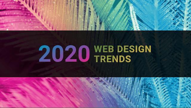 Top 10 Web Design Trends in 2020