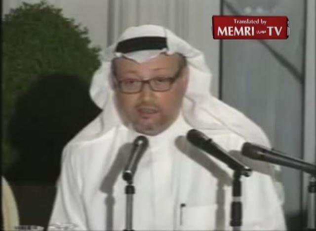 The Ugly Terror Truth About Jamal Khashoggi