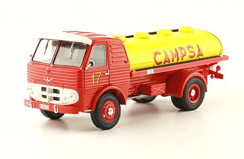 pegaso z-207 1958 campsa camiones pegaso