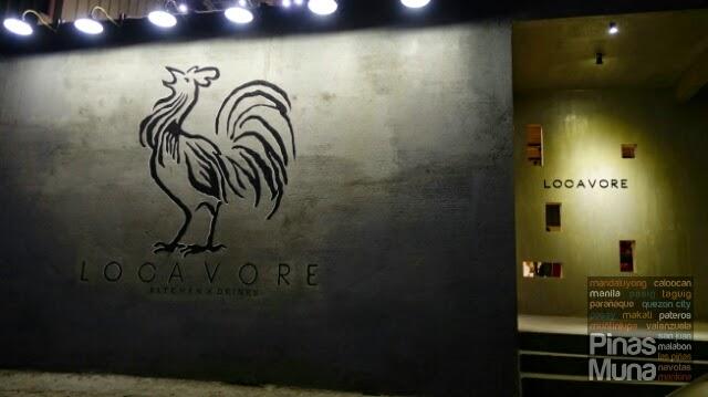 NEW Restaurant in Kapitolyo: Locavore