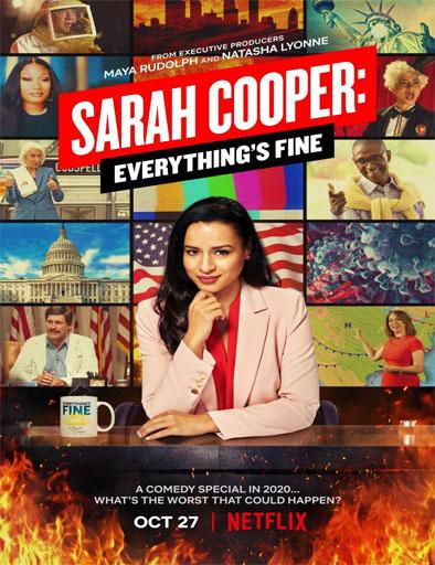 Sarah Cooper: Todo está bien