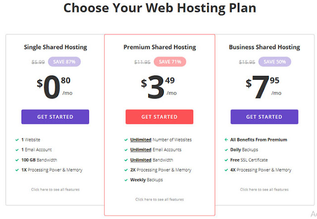 Hostinger review: Shared Web Hosting: eAskme