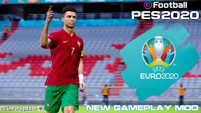 PES 2020 The New Real Soccer Gaming Gameplay Mod by Holland