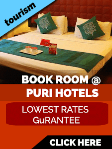 Online Room booking at Hotels in Puri