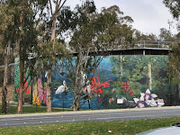 Canberra BIG Things | Painted Water Tank