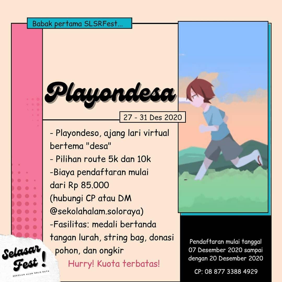 PlayOn Deso • 2020
