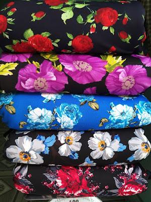 Mua Vải Thun Cát Misa Bông May Váy, Đầm Thời Trang Ở Đâu Giá Sỉ?
