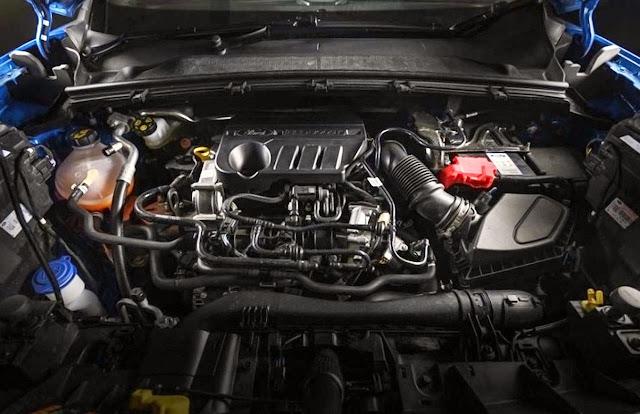 2020 ford puma engine