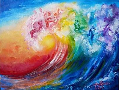 A Flood of Goodness by Deborah Waldron Fry