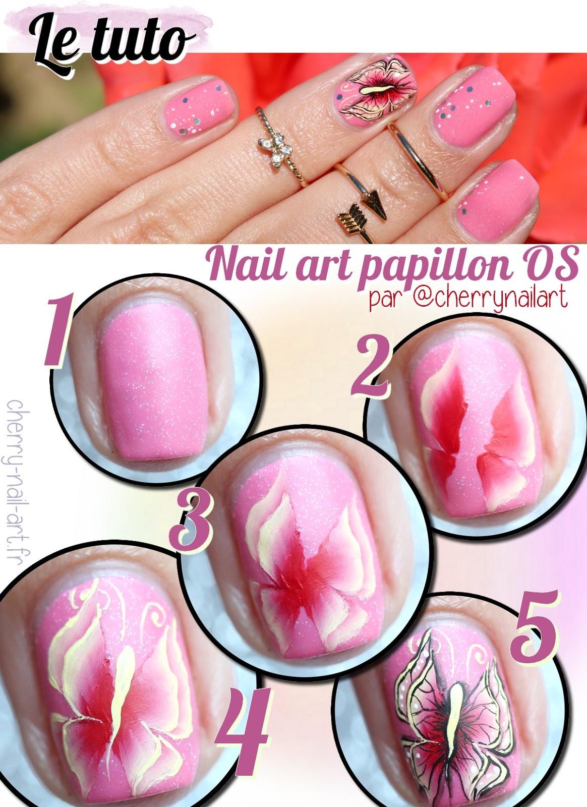 tuto-nail-art-papillon-one-stroke