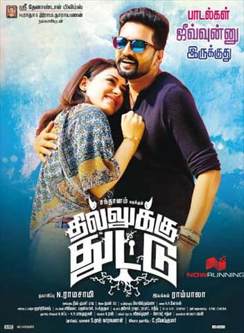 Dhilluku Dhuddu 2016 Tamil Movie Download Full HD Cam thumbnail