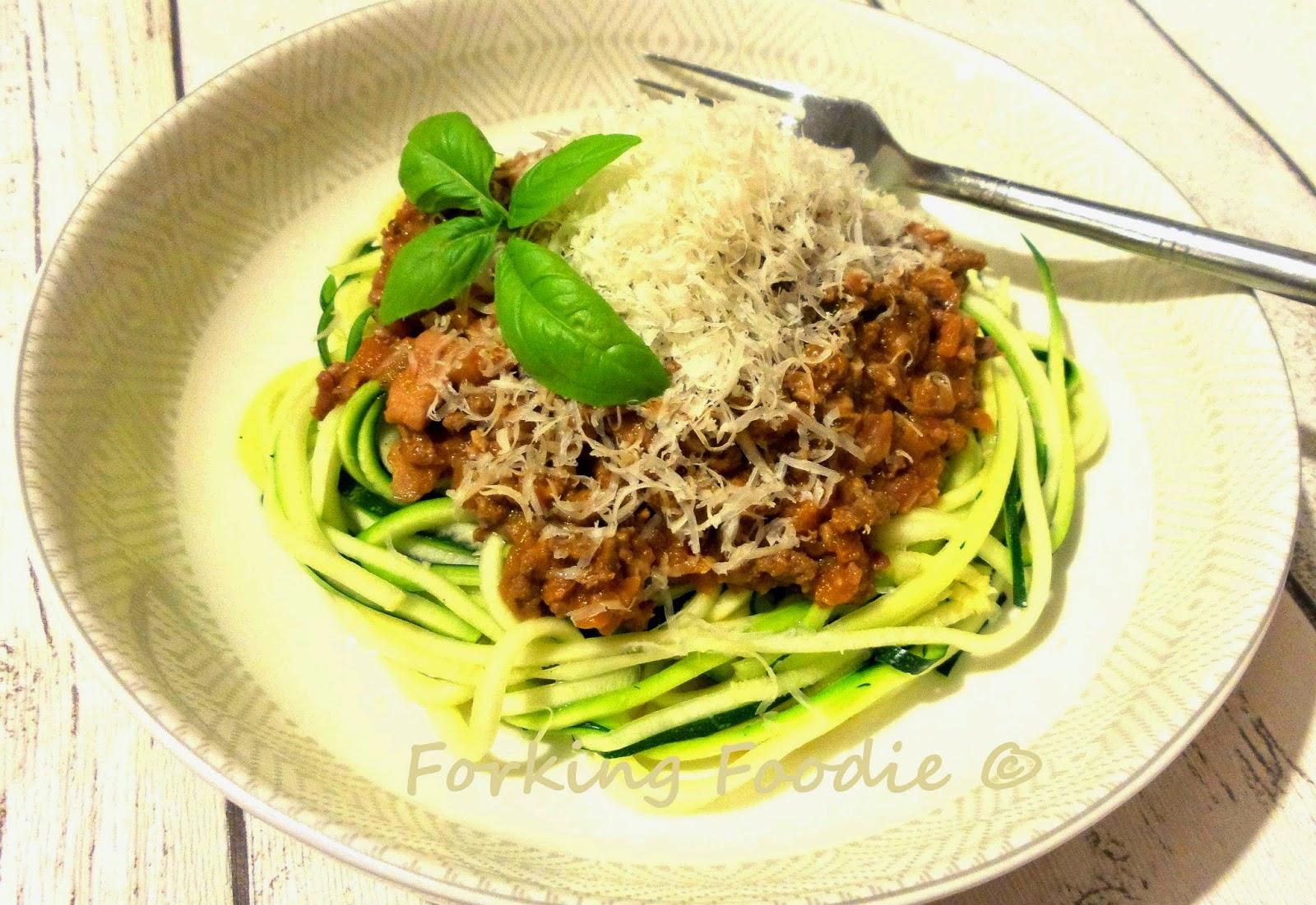 5:2 spaghetti bolognese