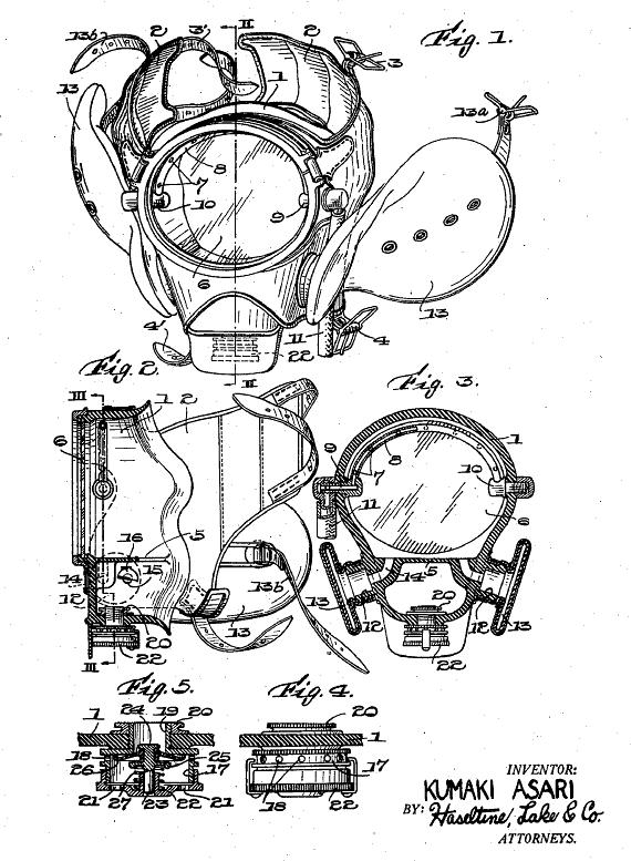 Free Steampunk Graphics: Patents
