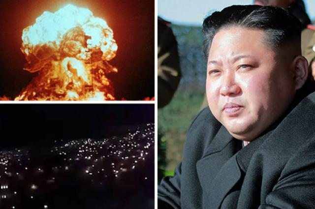 World War 3 North Korea