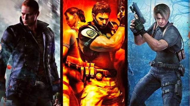 Resident Evil Triple Pack for Switch