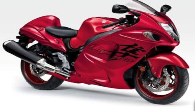 Suzuki launch hayabusa in limited number bikes.