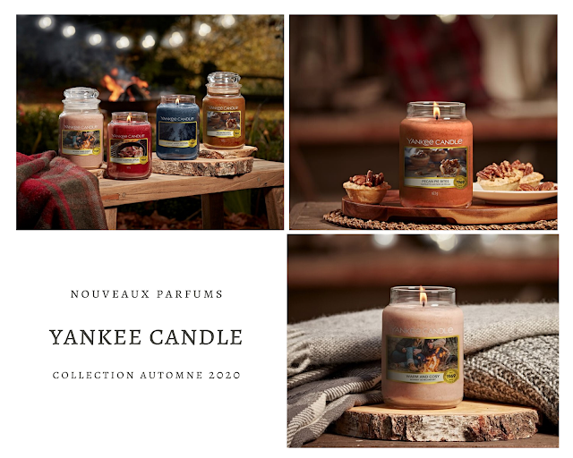 yankee candle camfire nights collection, nouveaux parfums yankee candle, new yankee candle, yankee candle automne 2020, bougie parfumée, bougie yankee, yankee candles, candle review, scented candle, avis yankee candle
