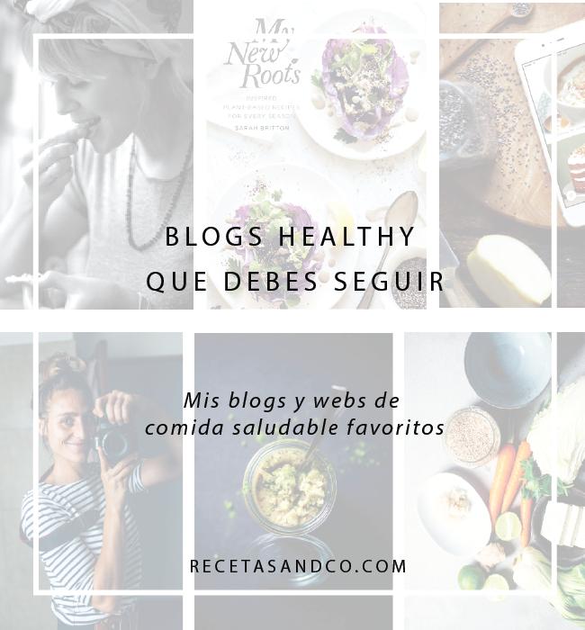 Blogs de Comida Sana