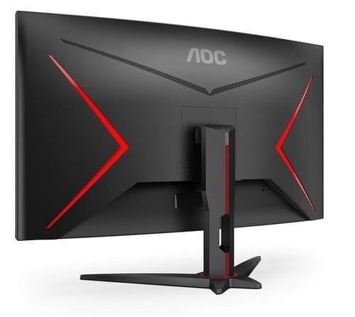 AOC C32G2ZE Full HD Curved Frameless Gaming Monitor