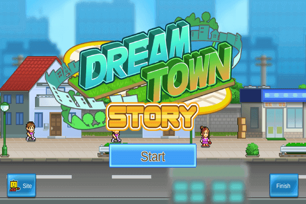 Dream Town Story hack