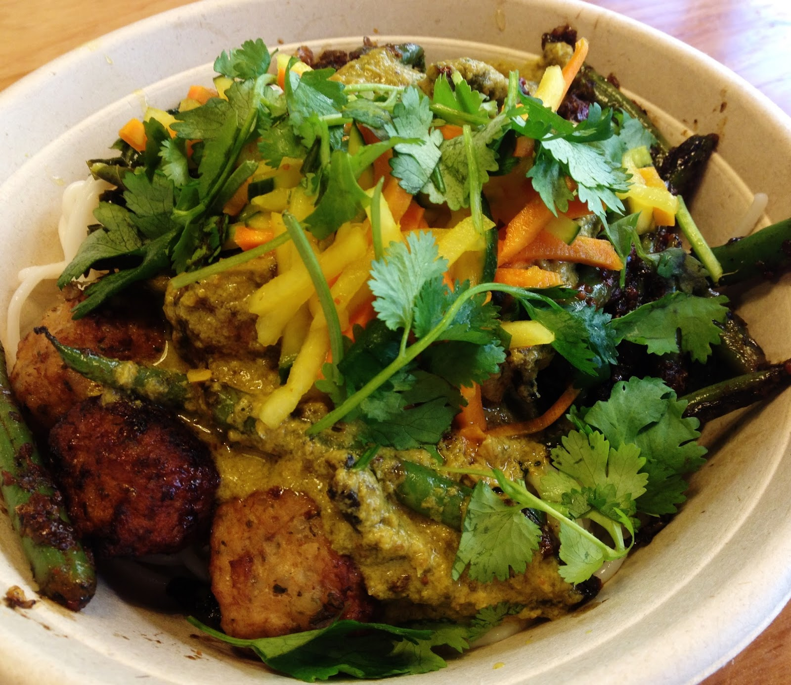 Shophouse Southeast Asian Kitchen: The Gluten & Dairy-Free Review Blog: ShopHouse Southeast