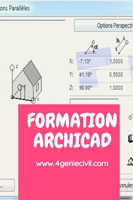 Cours et formation en Archicad - pdf