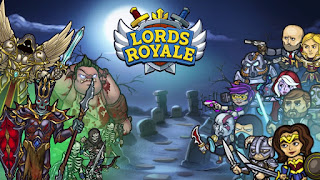 Lords Royale: RPG-Clicker_fitmods.com