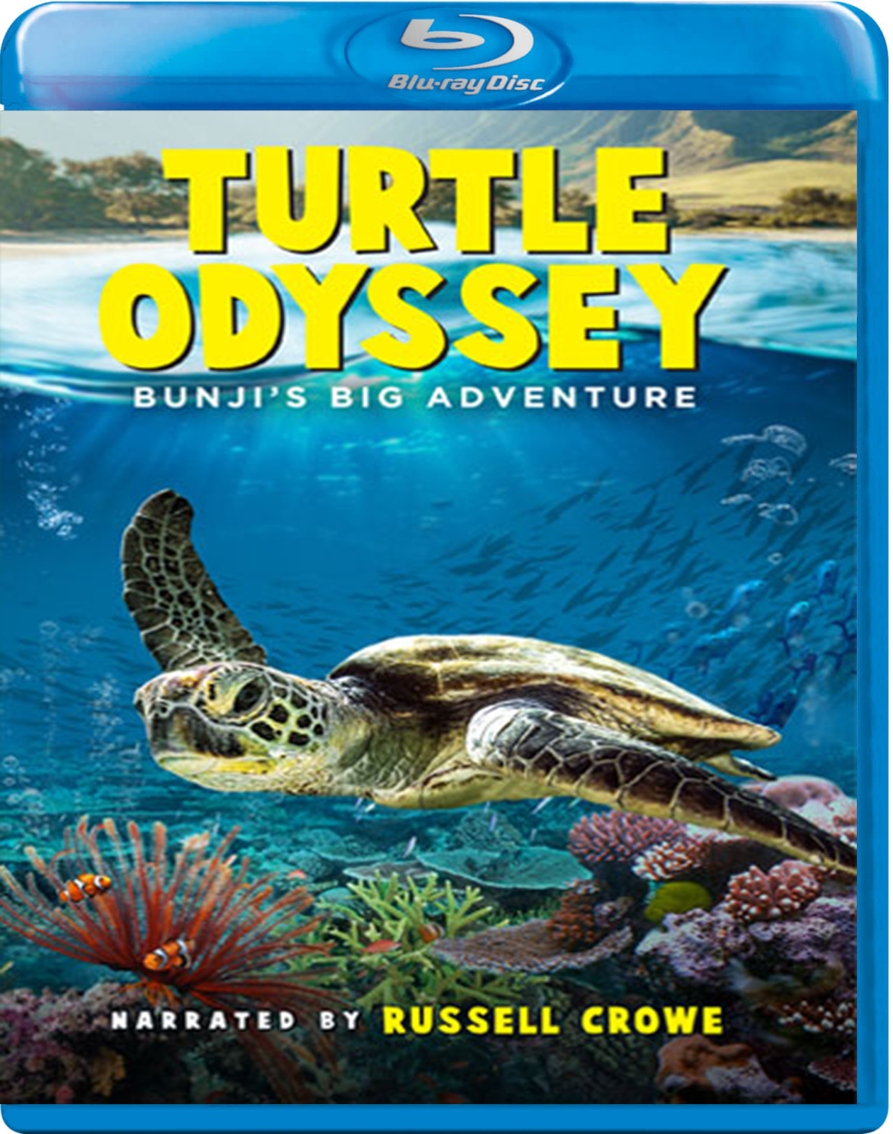 Turtle Odyssey [2018] [BD25] [Latino]