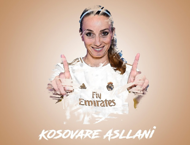 It is official: Kosovare Asllani to Real Madrid