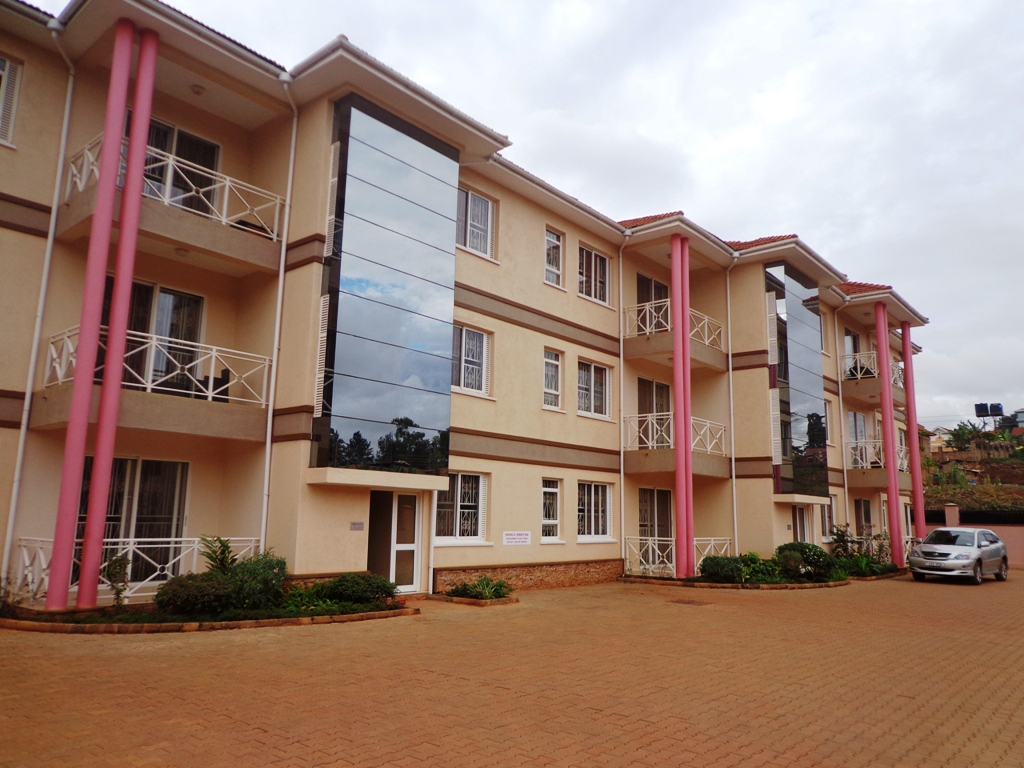 Furnished Apartments For Rent In Kampala Ntinda