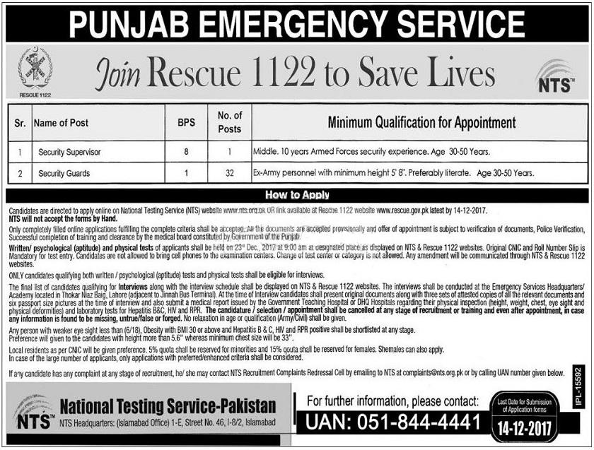 Jobs in Punjab, Jobs in Pakistan, Government Jobs, Faisalabad, Layyah, Multan, DG Khan, Rawalpindi, Mianwali, Sargodha, Vehari, Sahiwal, Gujranwala, Muzaffar Garh, DG Khan, Rescue 1122 Jobs 2017, 1122 Jobs , Rescue 1122 Online Apply,  Rescue 1122 Lahore,