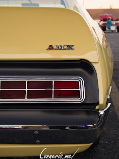 AMC Javelin Tail Light Detail